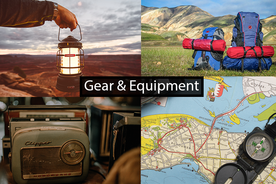 Gear and Equipment